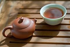 Tiny teapot (debunix) Tags: tea teapot ware puerh