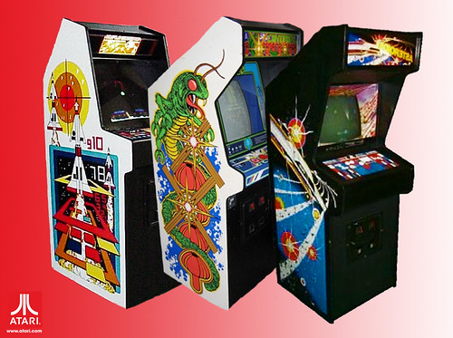 Atari giving away three classic arcade cabinets in high score ...