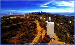 "****Star Gazing**** (""SnapDecisions"" photography) Tags: arizona mountain southwest solar nikon sigma baboquivari observatory telescope bok kittpeak quinlan oodham hirschfeld tohono mcmathpierce lsst noao snapdecisions"