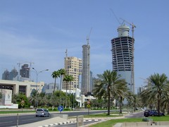 Doha towers (tigeRobert) Tags: tower doha quatar