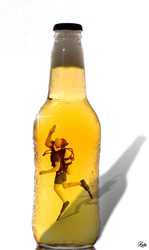 Scuba Beer
