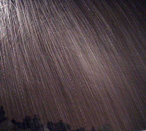 Heavy Rain Shower