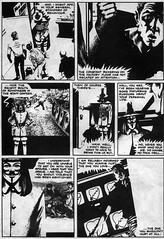 V for Vendetta Comic Strip