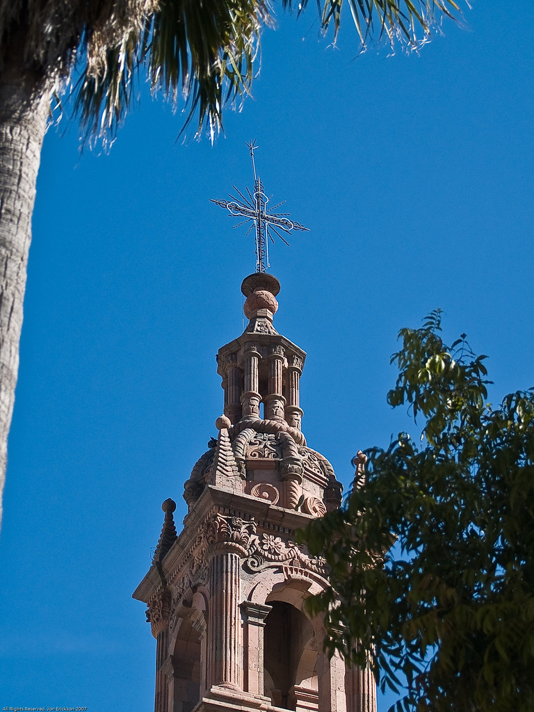 Chapel at San Martín