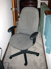 Rym's old chair