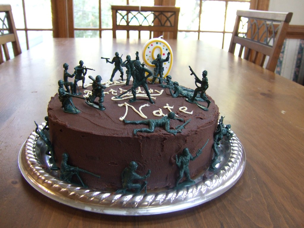 The Worlds Best Photos Of Armymen And Birthday Flickr Hive Mind