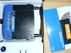 Linksys wrt54g
