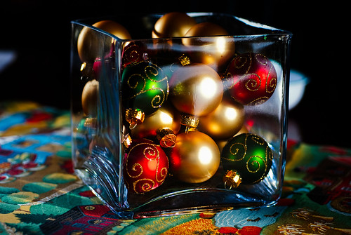 Tabletop holiday decoration