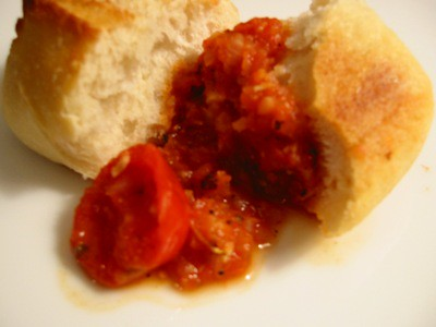 Fire-Roasted Tomato Sauce