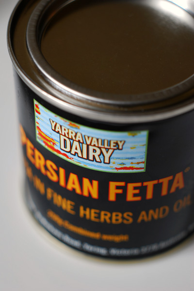 Yarra Valley Dairy Persian Fetta© by Haalo