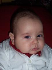 Ancora con questo flash?! (pascaliza) Tags: family baby child famiglia son riccardo bambino figlio neonato ricdess