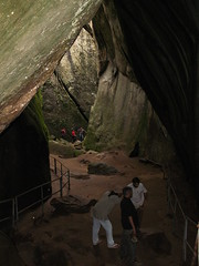 """Cave"" with the Ancient Rock Carvings (Steve Southerland) Tags: india kerala wyanad edakkal stevesoutherland ringvenroel"