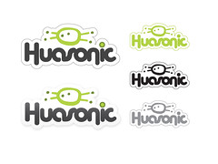 Nuevo Logo de Huasonic