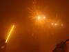 Artificii revelion 2008 Sibiu