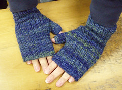 Patti's Maine Morning Mitts