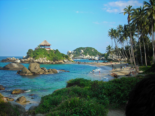 Cabo, Tayrona National Park
