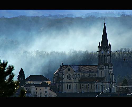 France - La Tour du Pin by Megara Liancourt.
