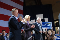 John McCain, Straight Talk Express