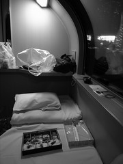 Sleeper booth