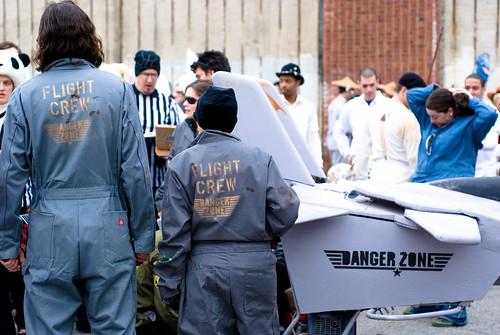 idiotarod 2008 new york danger zone
