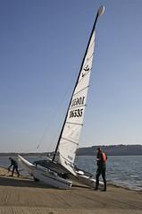 _J3P3167 (mylliejasper) Tags: sailing toppers bewl