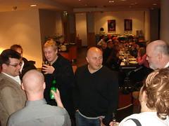 SES London Hilton Bar