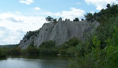 Scarborough Bluffs 15 (Kenn Chaplin) Tags: rockformations escarpment