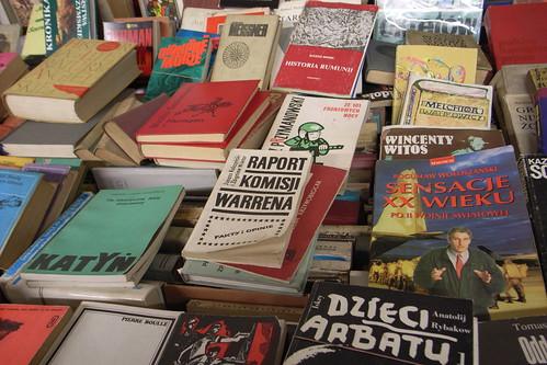 Kraków bookstores
