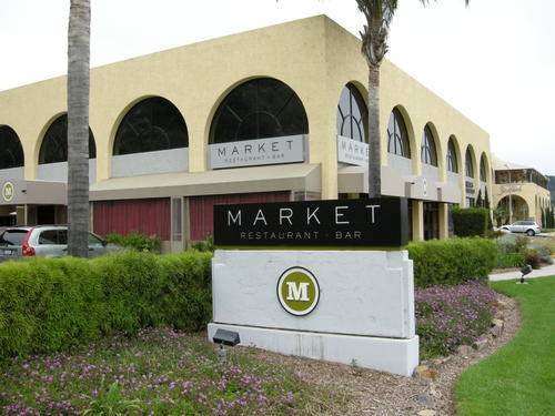 Market in Del Mar