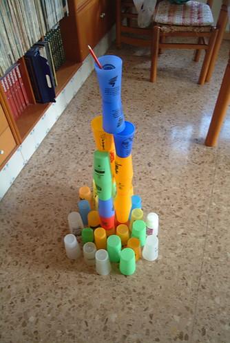 castell amb tassons