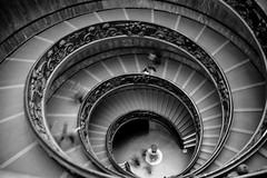 museum re-make (Jorge Luna (encore)) Tags: people italy motion vatican rome building spiral movement tour luna jorge jluna jorgeluna