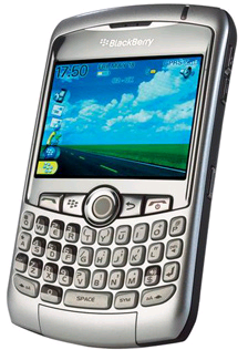 blackberry curve