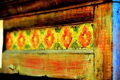 painted wooden adornments (tibchris) Tags: wooden nikon carvings paintedflowers d700 tibchris victoriaandmywayhome4 arcticpuppy snapchris wwwsnapchriscom