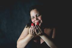 _MG_2926 (Michael Christian Parker) Tags: black background faded familia fotografia pregnant holyfamily love ensaiosfotográficos michaelcparker homestudio estudio photography
