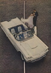 '60 Thunderbird - The World's Most Wanted Car (The Pie Shops Collection) Tags: ford car vintage ads advertising thunderbird 60 1960 fordthunderbird