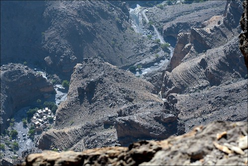Oman's Grand Canyon (Jabal Shams) 04