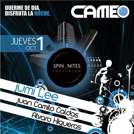 Spin Nites - Cameo Bar