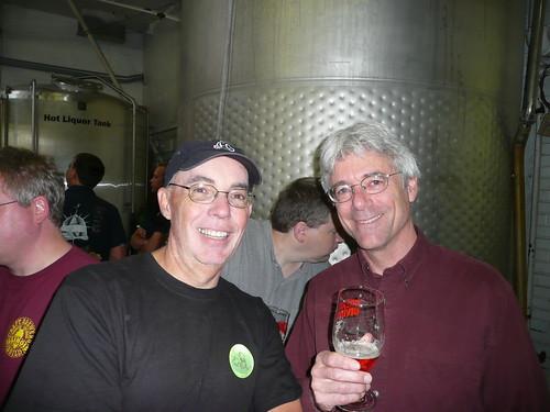 Stan Hieronymus & Tom McCormick @ Great Divide