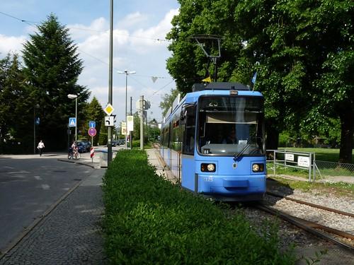 Der redesignte R2 2125 in Grünwald