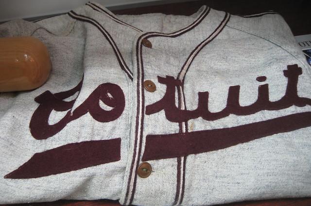 1947 Cotuit Kettleers jersey