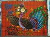 Airborne Mark - Captain Peakok (surreyblonde) Tags: streetart london graffiti spray waterloo cans tunnels thepilot leakestreet waterlootunnel airbornemark captainpeakok