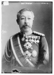Gen. Fushimi  (LOC) (The Library of Congress) Tags: japan general libraryofcongress ija japanesearmy xmlns:dc=httppurlorgdcelements11 imperialjapanesearmy greatmustachesoftheloc princefushimisadanaru fushimisadanaru sadanaru dc:identifier=httphdllocgovlocpnpggbain16803