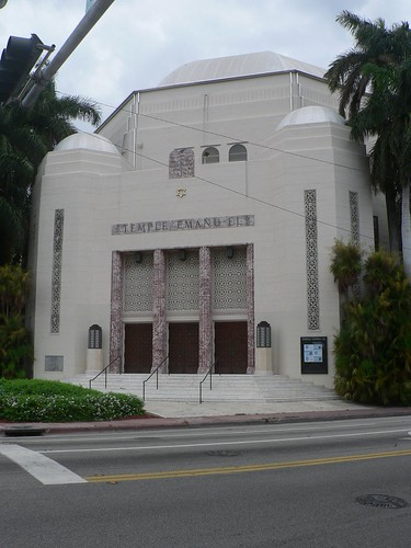 Temple Emanu-El, Miami