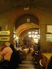 Archway of Da Guido