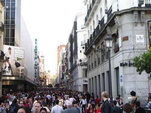 Shoppen in Madrid is nu mogelijk 365 dagen per jaar 24 uur per dag!