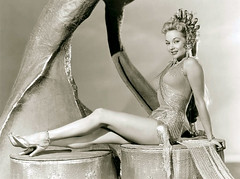 mari blanchard, for Abbot and Costello go to Mars (carbonated) Tags: ladies celebrity vintage famous