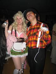 dollin' 'round (telene) Tags: kevin marionette tonal kevnull telene halloween2007