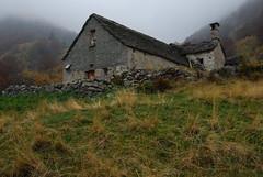 una casa (supersky77) Tags: autumn alps nature natura alpen autunno alpi valgrande