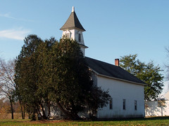 Country school/church