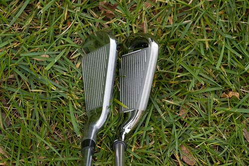 Callaway X-Tour vs X-20 Irons - Address